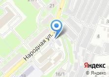 Компания «Сибирь-авторемонт» на карте