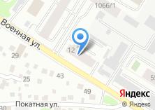Компания «АВТО_ЗАПЧАСТИ» на карте
