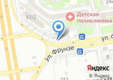 Компания «Пик-сервис» на карте