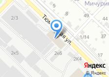 Компания «СибДизельТрак» на карте
