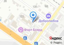 Компания «Центр страхования и оформления автомобилей» на карте