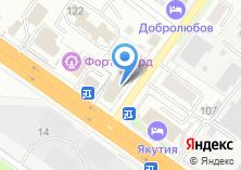 Компания «Посуточно24» на карте