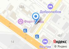Компания «Центр Технологий Бизнеса» на карте