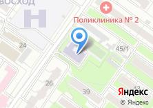 Компания «ТВОРЧЕСТВО» на карте