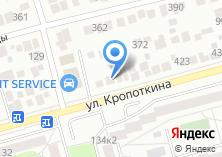 Компания «ТРИ КИТА» на карте