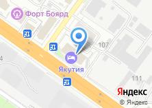 Компания «РосЛайн» на карте
