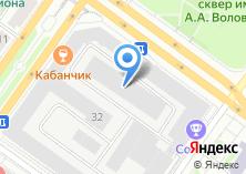 Компания «Проект-Сиб» на карте