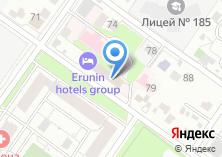 Компания «Tolstogo City Hotel» на карте