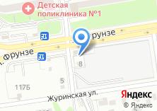 Компания «Продовольственный магазин на ул. Селезнева» на карте