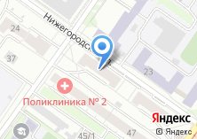 Компания «Автоспас» на карте