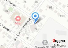 Компания «Эртель сервис» на карте