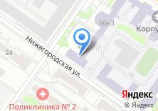 Компания «Связь» на карте