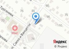 Компания «Ордынскхлебпродукт» на карте