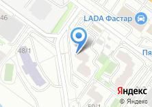 Компания «Сибирь-Промышленные инвестиции» на карте