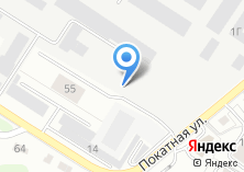 Компания «Вентпромстрой НСК» на карте