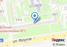 Компания «Сити Сервис Новосибирск» на карте