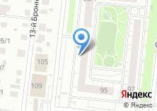 Компания «Матрешкин двор» на карте