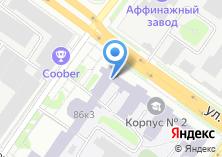 Компания «Абразив» на карте
