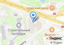 Компания «Мастерская-ателье Елены Басовой» на карте