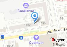 Компания «СибАртель» на карте
