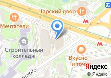 Компания «Заборов» на карте