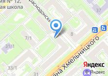 Компания «Наша мода» на карте