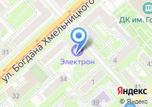 Компания «Городской Музей радиационных катастроф» на карте