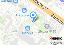 Компания «Бвк-мебель» на карте