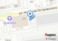 Компания «Стекломаркет» на карте