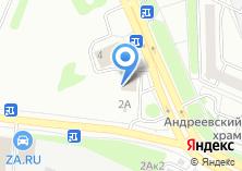 Компания «СибирьАвто» на карте