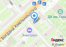 Компания «ДХЛ Интернешнл» на карте