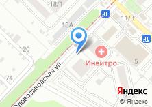 Компания «Оловозаводская» на карте