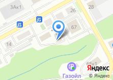 Компания «Артком» на карте