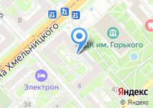 Компания «Рекламное агентство» на карте