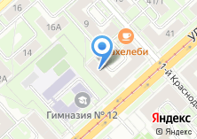 Компания «Инженерные сети» на карте