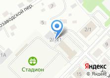 Компания «ИНФОПРОЕКТ» на карте