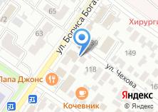 Компания «Диск54» на карте