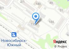 Компания «АБВЕР-МОТОРС» на карте