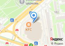 Компания «YAN art_house» на карте