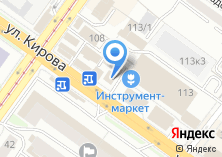 Компания «Исот» на карте
