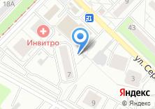 Компания «Строящийся жилой дом по ул. Оловозаводская» на карте