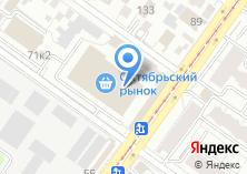 Компания «Жуланка» на карте