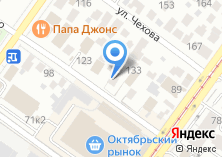 Компания «СИБИРСКИЕ ТЕПЛИЦЫ» на карте