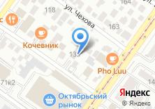 Компания «Сибирский Бизнес Парк» на карте
