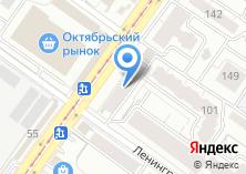 Компания «Банкомат Банк ОТКРЫТИЕ» на карте