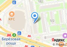 Компания «Универсальное ателье срочного ремонта и пошива одежды» на карте