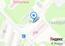 Компания «Ай-Кью Сервис» на карте