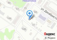 Компания «СИБКОЛЕСО» на карте