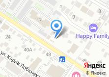 Компания «АБС СТРАХОВАНИЕ» на карте