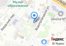 Компания «УралАЗавтосервис» на карте